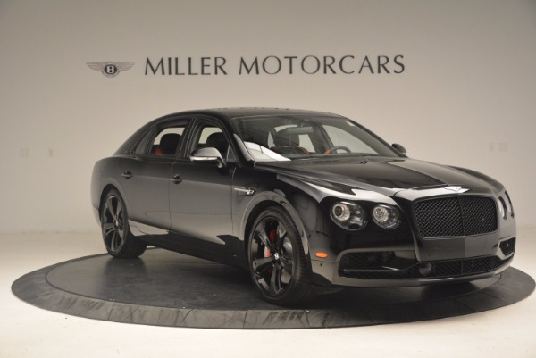 New 2017 Bentley Flying Spur W12 S for sale Sold at Alfa Romeo of Greenwich in Greenwich CT 06830 11