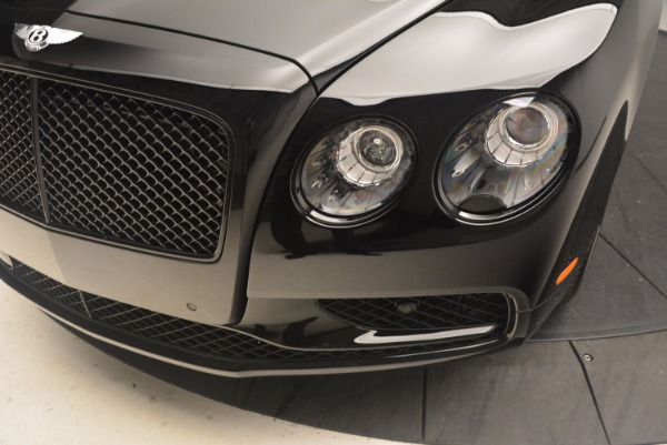 New 2017 Bentley Flying Spur W12 S for sale Sold at Alfa Romeo of Greenwich in Greenwich CT 06830 14