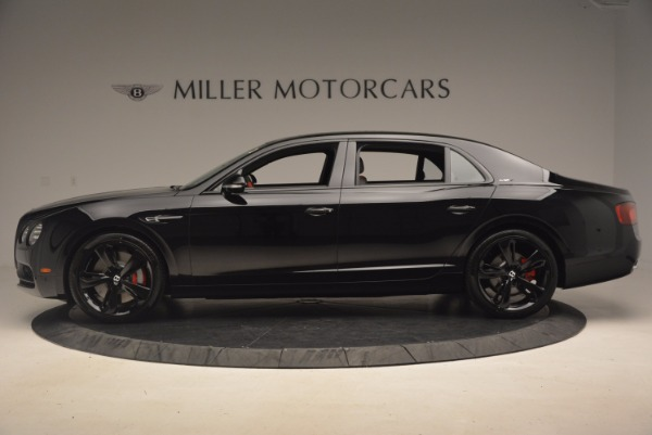 New 2017 Bentley Flying Spur W12 S for sale Sold at Alfa Romeo of Greenwich in Greenwich CT 06830 3