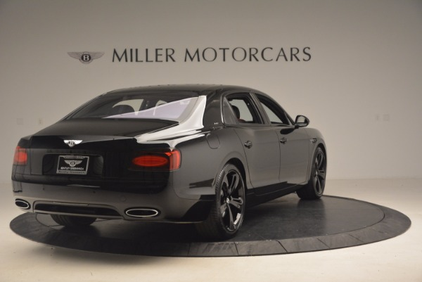 New 2017 Bentley Flying Spur W12 S for sale Sold at Alfa Romeo of Greenwich in Greenwich CT 06830 7