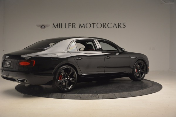 New 2017 Bentley Flying Spur W12 S for sale Sold at Alfa Romeo of Greenwich in Greenwich CT 06830 8