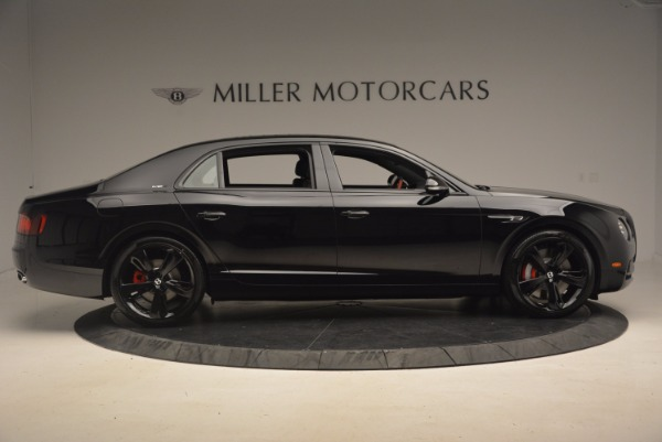 New 2017 Bentley Flying Spur W12 S for sale Sold at Alfa Romeo of Greenwich in Greenwich CT 06830 9