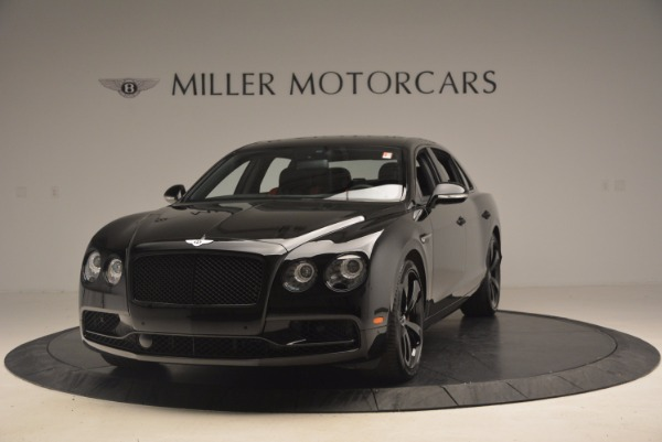 New 2017 Bentley Flying Spur W12 S for sale Sold at Alfa Romeo of Greenwich in Greenwich CT 06830 1