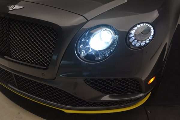 New 2017 Bentley Continental GT Speed Black Edition for sale Sold at Alfa Romeo of Greenwich in Greenwich CT 06830 21