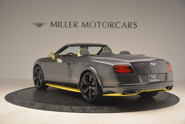 New 2017 Bentley Continental GT Speed Black Edition for sale Sold at Alfa Romeo of Greenwich in Greenwich CT 06830 5
