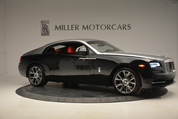 Used 2017 Rolls-Royce Wraith for sale Call for price at Alfa Romeo of Greenwich in Greenwich CT 06830 10