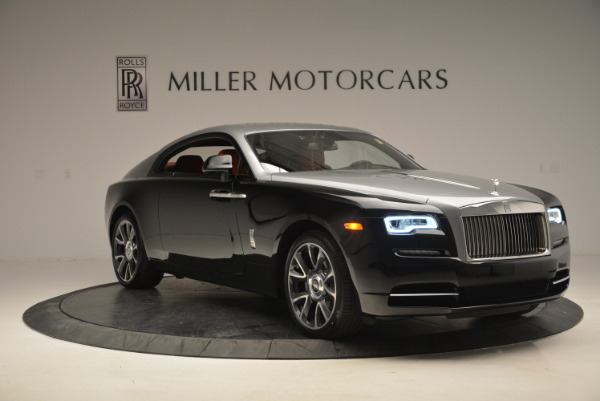 Used 2017 Rolls-Royce Wraith for sale Call for price at Alfa Romeo of Greenwich in Greenwich CT 06830 11