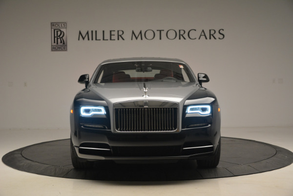 Used 2017 Rolls-Royce Wraith for sale Call for price at Alfa Romeo of Greenwich in Greenwich CT 06830 12
