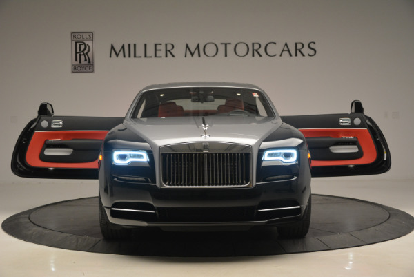 Used 2017 Rolls-Royce Wraith for sale Call for price at Alfa Romeo of Greenwich in Greenwich CT 06830 13