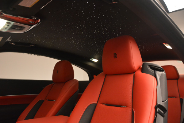 Used 2017 Rolls-Royce Wraith for sale Call for price at Alfa Romeo of Greenwich in Greenwich CT 06830 16