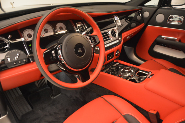 Used 2017 Rolls-Royce Wraith for sale Call for price at Alfa Romeo of Greenwich in Greenwich CT 06830 17