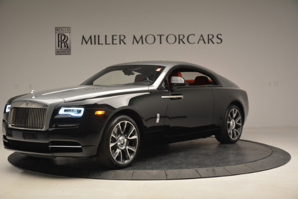 Used 2017 Rolls-Royce Wraith for sale Call for price at Alfa Romeo of Greenwich in Greenwich CT 06830 2