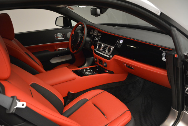 Used 2017 Rolls-Royce Wraith for sale Call for price at Alfa Romeo of Greenwich in Greenwich CT 06830 22