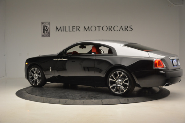 Used 2017 Rolls-Royce Wraith for sale Call for price at Alfa Romeo of Greenwich in Greenwich CT 06830 4