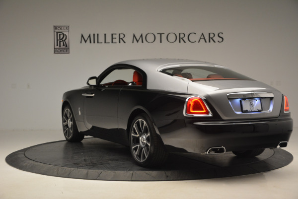 Used 2017 Rolls-Royce Wraith for sale Call for price at Alfa Romeo of Greenwich in Greenwich CT 06830 5
