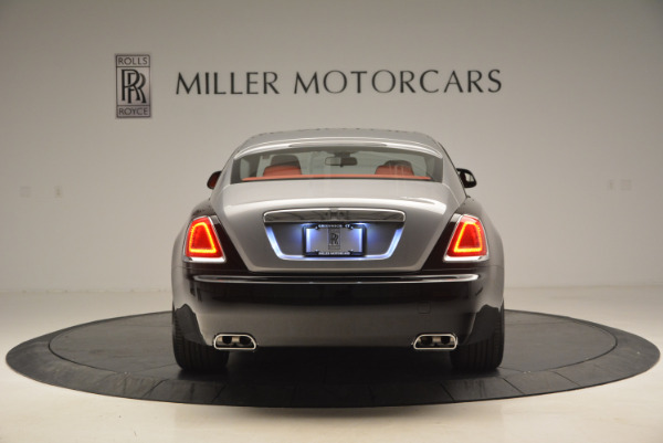 Used 2017 Rolls-Royce Wraith for sale Call for price at Alfa Romeo of Greenwich in Greenwich CT 06830 6