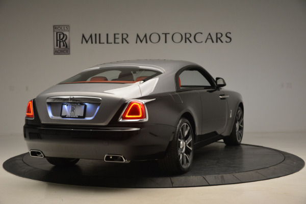 Used 2017 Rolls-Royce Wraith for sale Call for price at Alfa Romeo of Greenwich in Greenwich CT 06830 7