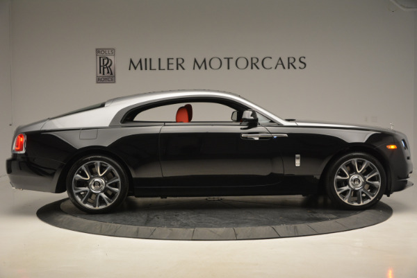 Used 2017 Rolls-Royce Wraith for sale Call for price at Alfa Romeo of Greenwich in Greenwich CT 06830 9