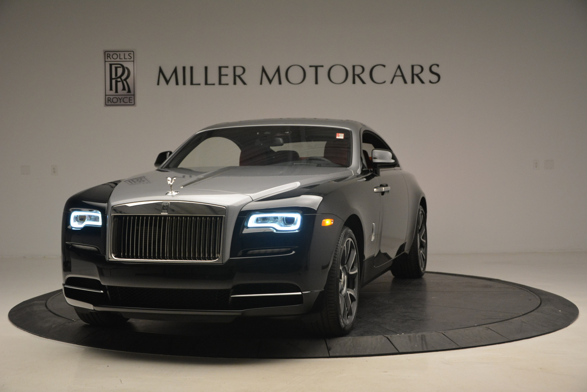 Used 2017 Rolls-Royce Wraith for sale Call for price at Alfa Romeo of Greenwich in Greenwich CT 06830 1