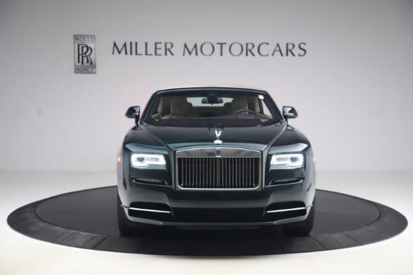 Used 2017 Rolls-Royce Dawn for sale Sold at Alfa Romeo of Greenwich in Greenwich CT 06830 15