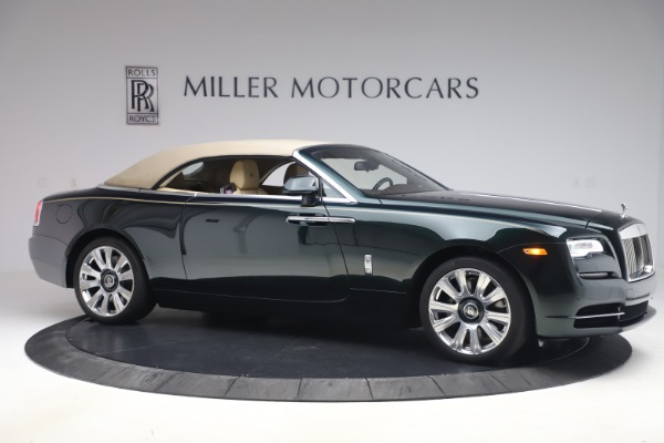 Used 2017 Rolls-Royce Dawn for sale Sold at Alfa Romeo of Greenwich in Greenwich CT 06830 25