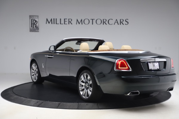 Used 2017 Rolls-Royce Dawn for sale Sold at Alfa Romeo of Greenwich in Greenwich CT 06830 6