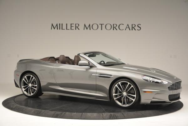 Used 2010 Aston Martin DBS Volante for sale Sold at Alfa Romeo of Greenwich in Greenwich CT 06830 10