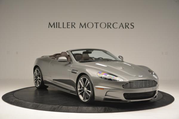 Used 2010 Aston Martin DBS Volante for sale Sold at Alfa Romeo of Greenwich in Greenwich CT 06830 11