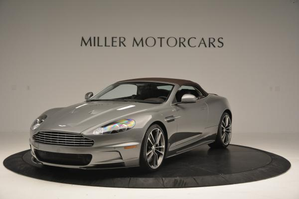Used 2010 Aston Martin DBS Volante for sale Sold at Alfa Romeo of Greenwich in Greenwich CT 06830 13