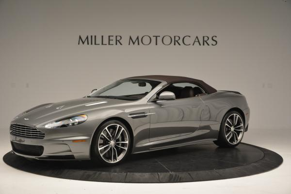 Used 2010 Aston Martin DBS Volante for sale Sold at Alfa Romeo of Greenwich in Greenwich CT 06830 14