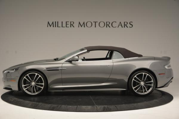 Used 2010 Aston Martin DBS Volante for sale Sold at Alfa Romeo of Greenwich in Greenwich CT 06830 15