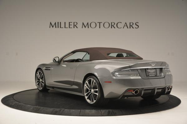 Used 2010 Aston Martin DBS Volante for sale Sold at Alfa Romeo of Greenwich in Greenwich CT 06830 17