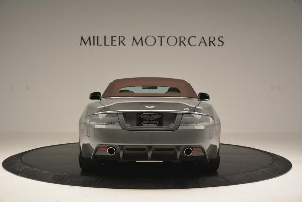 Used 2010 Aston Martin DBS Volante for sale Sold at Alfa Romeo of Greenwich in Greenwich CT 06830 18