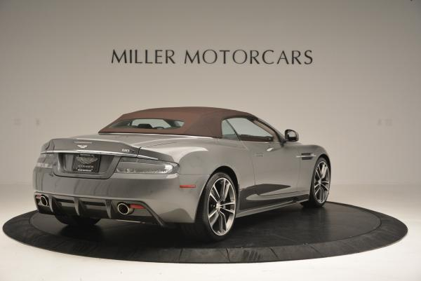 Used 2010 Aston Martin DBS Volante for sale Sold at Alfa Romeo of Greenwich in Greenwich CT 06830 19