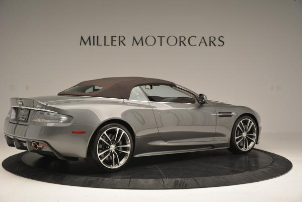 Used 2010 Aston Martin DBS Volante for sale Sold at Alfa Romeo of Greenwich in Greenwich CT 06830 20
