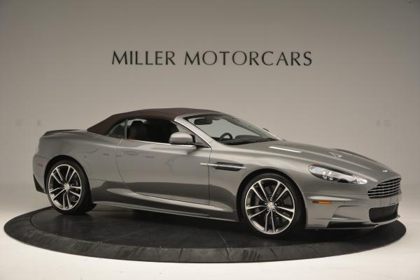 Used 2010 Aston Martin DBS Volante for sale Sold at Alfa Romeo of Greenwich in Greenwich CT 06830 22