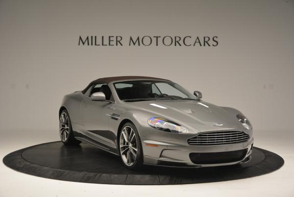 Used 2010 Aston Martin DBS Volante for sale Sold at Alfa Romeo of Greenwich in Greenwich CT 06830 23
