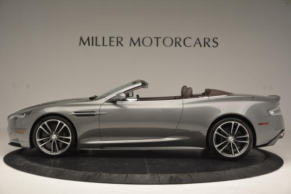 Used 2010 Aston Martin DBS Volante for sale Sold at Alfa Romeo of Greenwich in Greenwich CT 06830 3