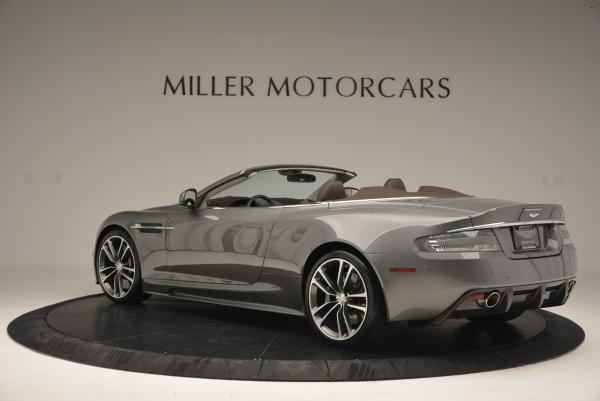 Used 2010 Aston Martin DBS Volante for sale Sold at Alfa Romeo of Greenwich in Greenwich CT 06830 4
