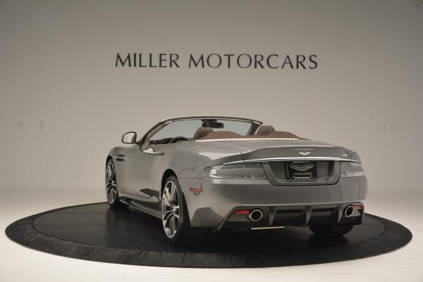 Used 2010 Aston Martin DBS Volante for sale Sold at Alfa Romeo of Greenwich in Greenwich CT 06830 5