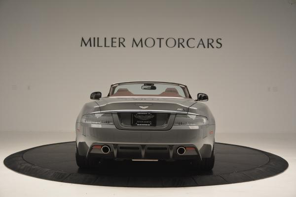 Used 2010 Aston Martin DBS Volante for sale Sold at Alfa Romeo of Greenwich in Greenwich CT 06830 6