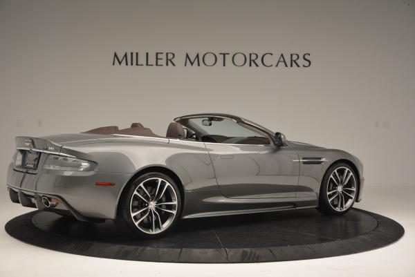 Used 2010 Aston Martin DBS Volante for sale Sold at Alfa Romeo of Greenwich in Greenwich CT 06830 8