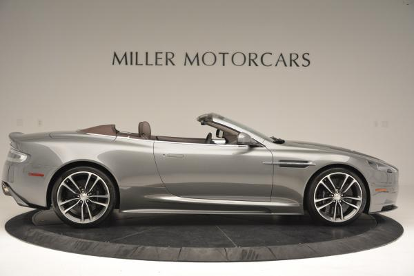 Used 2010 Aston Martin DBS Volante for sale Sold at Alfa Romeo of Greenwich in Greenwich CT 06830 9
