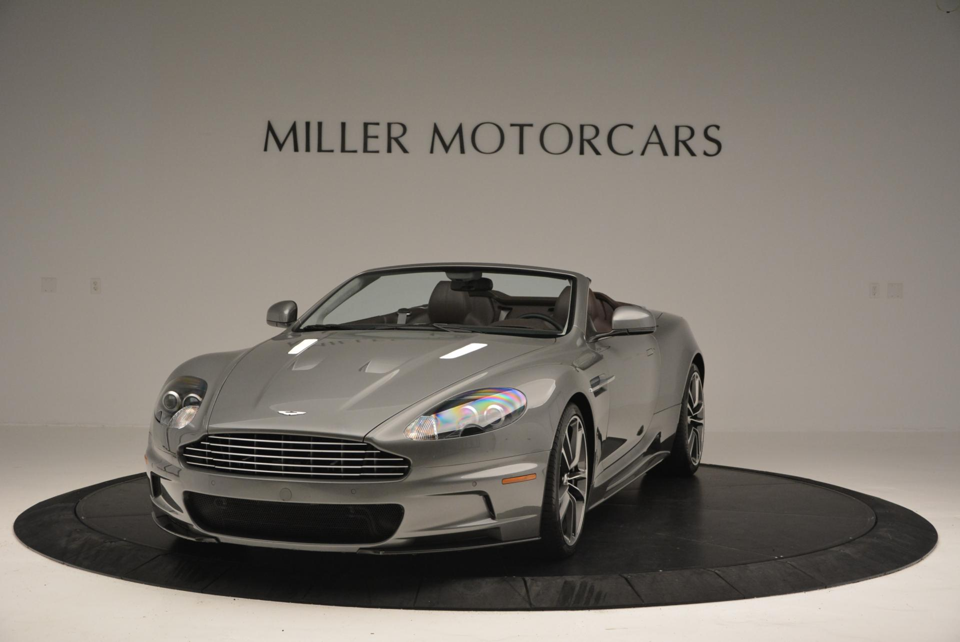 Used 2010 Aston Martin DBS Volante for sale Sold at Alfa Romeo of Greenwich in Greenwich CT 06830 1
