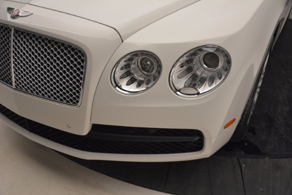 Used 2016 Bentley Flying Spur V8 for sale Sold at Alfa Romeo of Greenwich in Greenwich CT 06830 14