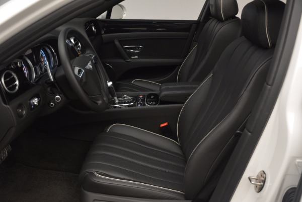 Used 2016 Bentley Flying Spur V8 for sale Sold at Alfa Romeo of Greenwich in Greenwich CT 06830 23