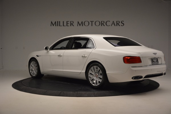 Used 2016 Bentley Flying Spur V8 for sale Sold at Alfa Romeo of Greenwich in Greenwich CT 06830 5
