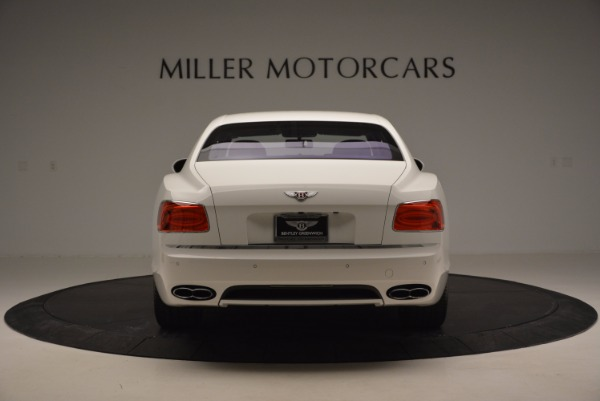 Used 2016 Bentley Flying Spur V8 for sale Sold at Alfa Romeo of Greenwich in Greenwich CT 06830 6