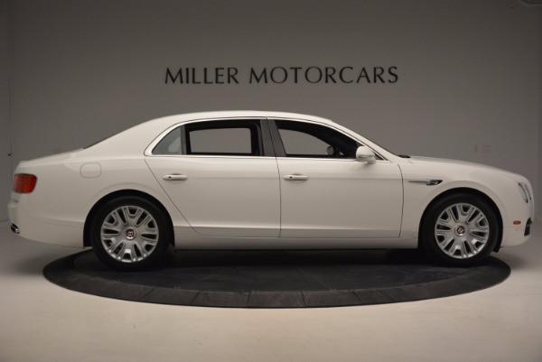 Used 2016 Bentley Flying Spur V8 for sale Sold at Alfa Romeo of Greenwich in Greenwich CT 06830 9