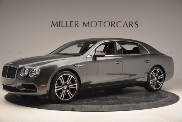 Used 2017 Bentley Flying Spur V8 S for sale Sold at Alfa Romeo of Greenwich in Greenwich CT 06830 2